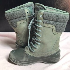 Norte Face fine alpine equipment booties